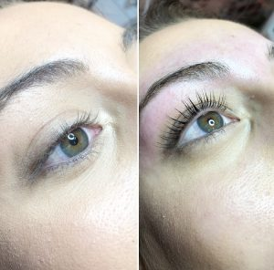 Foto Lash Lifting